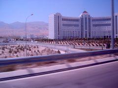Turkmenistan - Ashgabat by <b>Wittenbach45</b> ( a Panoramio image )