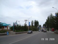 Cholpon-Ata Aug 2009. by <b>Ден 341</b> ( a Panoramio image )
