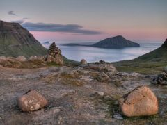 Koltur, Faroe Islands by <b>Frank Pustlauck</b> ( a Panoramio image )