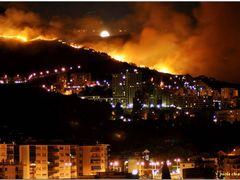 Genova Monte FASCE -  06 Settembre 2009 ore 21.00 - ...Adesso e  by <b>© ? paola chiarella</b> ( a Panoramio image )