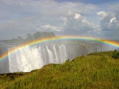 Under the rainbow by <b>Huw Harlech</b> ( a Panoramio image )