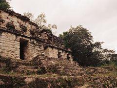Bonampak, ruinas mayas by <b>Eduardo Manchon</b> ( a Panoramio image )