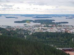veduta di kuopio by <b>giammyetaty</b> ( a Panoramio image )