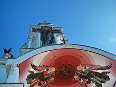 Малореченское. Храм Святителя Николая by <b>Nikitin_Sergey</b> ( a Panoramio image )