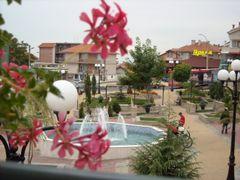 Fountain And Flowers by <b>George Grebenarov</b> ( a Panoramio image )