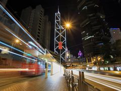 The Phantom Tram Of Admiralty by <b>Faintlightofdawn</b> ( a Panoramio image )