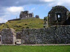 Castello di Cashel dalla chiesa, agosto 1996 by <b>Marco Ferrari</b> ( a Panoramio image )