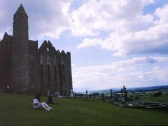 Castello di Cashel, panorama, agosto 1996 by <b>Marco Ferrari</b> ( a Panoramio image )