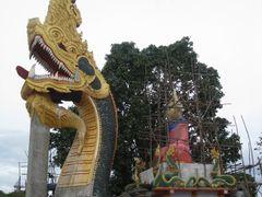 Naga @ Mekhong Phon Phisai by <b>videomaster</b> ( a Panoramio image )