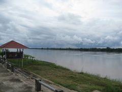Mekhong river Phon Phisai by <b>videomaster</b> ( a Panoramio image )
