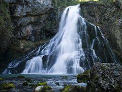Gollinger wasserfall - (www.shamanphoto.com) by <b>Racz (Shaman) Peter</b> ( a Panoramio image )
