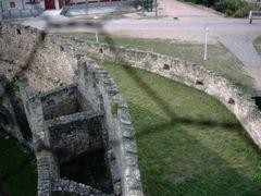 Wall details by <b>George Alexandru Marinescu</b> ( a Panoramio image )