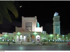 Big Tripoli Mosque by <b>Kenan SATIR</b> ( a Panoramio image )