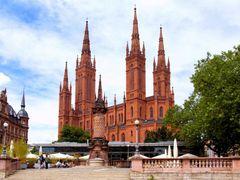 Red Church Spires / Rote Kirchturmspitzen 2009 by <b>mainufo</b> ( a Panoramio image )