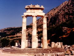 Le temple -1989 by <b>fvexler</b> ( a Panoramio image )