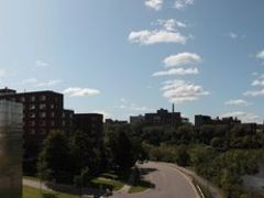 Weisman & Mississippi 180, Minneapolis by <b>Asger Ellekrog</b> ( a Panoramio image )