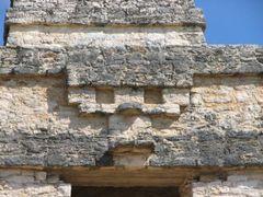 Detalle Templo de las munecas Dzibilchaltun by <b>antonio torres</b> ( a Panoramio image )