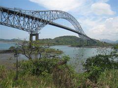 Panama Puenta Las Americas by <b>imhof</b> ( a Panoramio image )