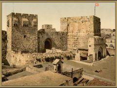 Ottoman Jerusalim by <b>Dr.Azzouqa</b> ( a Panoramio image )