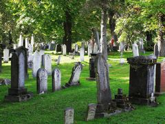 Camp Hill Cemetery, Halifax, Nova Scotia by <b>Bryan Bredberg</b> ( a Panoramio image )