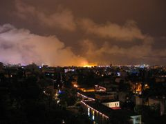After FireWorks-9May by <b>George Alexandru Marinescu</b> ( a Panoramio image )
