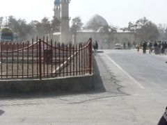 CHAY FOROSHI or ALJEHAD Mosque  Ghazni downtown by <b>Emal-Rahimi</b> ( a Panoramio image )