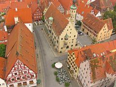 Markt vom Glockenturm by <b>marco.marsella</b> ( a Panoramio image )