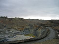 Mancetter Quarry by <b>pedrocut</b> ( a Panoramio image )