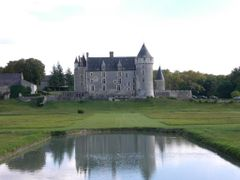 Chateau de Montpoupon by <b>sylvain41</b> ( a Panoramio image )