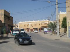 QUARTIER HASSI BOUSTANE MOULIN ABDI OUARGLA by <b>abdoux</b> ( a Panoramio image )