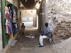 Ruelle beni sissine a cote du Frigoriste Raache  vers place tama by <b>abdoux</b> ( a Panoramio image )