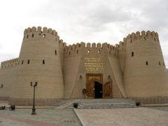 Khujand Museum, Tajikistan. by <b>Parviz.Tj</b> ( a Panoramio image )