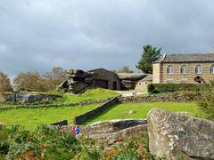 Visitor Centre, Brimham Rocks by <b>Paula K</b> ( a Panoramio image )