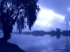 Cielo de vapor y niebla by <b>Erwin Woenckhaus</b> ( a Panoramio image )