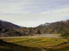 marker med gr?nt graes dukker lige pludselig op efter man har cy by <b>gumuken</b> ( a Panoramio image )