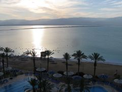 Dead Sea Resort by <b>johnwiertzema</b> ( a Panoramio image )