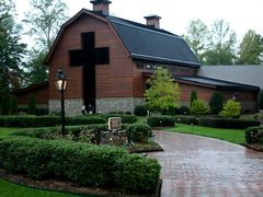 Billy Graham Library by <b>TimPoe</b> ( a Panoramio image )