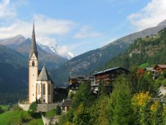 Heiligenblut,-Ausztria by <b>??Gyngyi ??</b> ( a Panoramio image )