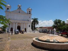 Placa de Suchitoto by <b>planetair</b> ( a Panoramio image )