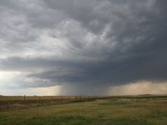 Amarillo, Storm from the North-West by <b>by niro</b> ( a Panoramio image )
