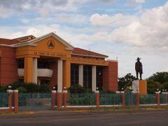 Theatro national Ruben Dario, managua by <b>planetair</b> ( a Panoramio image )