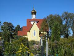 Church in Telmi by <b>sugarbag1</b> ( a Panoramio image )