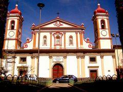 Iglesia de San Sebastian - Templo del Hospicio by <b>Gui Torres</b> ( a Panoramio image )