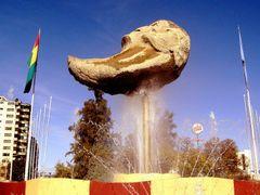Plaza de las Banderas by <b>Gui Torres</b> ( a Panoramio image )