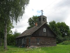 Ostrovu vecticibnieku baznica by <b>antons92</b> ( a Panoramio image )