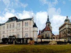 Museum, Pilsen, Czech Republic by <b>Jiri Dvorsky</b> ( a Panoramio image )