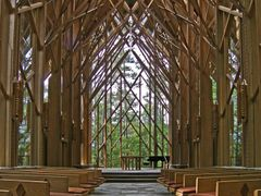 Anthony Chapel by <b>Geezer Vz</b> ( a Panoramio image )