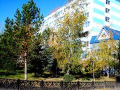Здание KEGOC by <b>viktoral59</b> ( a Panoramio image )