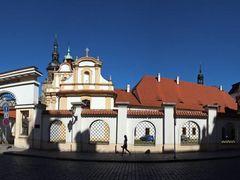 the Franciscan Monastery, Pilsen, Czech Republic by <b>Jiri Dvorsky</b> ( a Panoramio image )