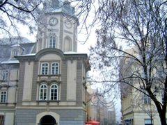 Centre of Pilsen, Czech Republic by <b>Jiri Dvorsky</b> ( a Panoramio image )